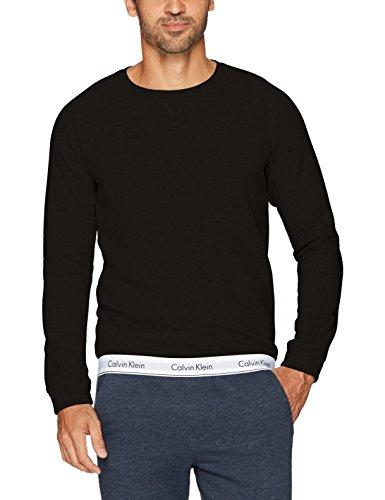 Amazon MX: Sudadera Calvin Klein, talla Mediana (Vendido por Amazon USA)