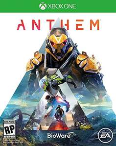 Amazon : Anthem Xbox y Ps4 399