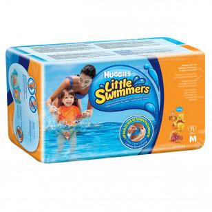 Farmacias del Ahorro: Pañales Desechables Para Nadar Huggies Little Swimmers