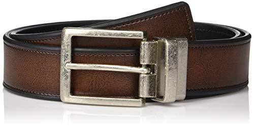 Amazon: Cinturon Perry Ellis de piel talla 36 (Aplica Prime)