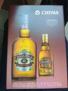 Walmart: Chivas Regal 750ml + Chivas Regal Extra 375ml