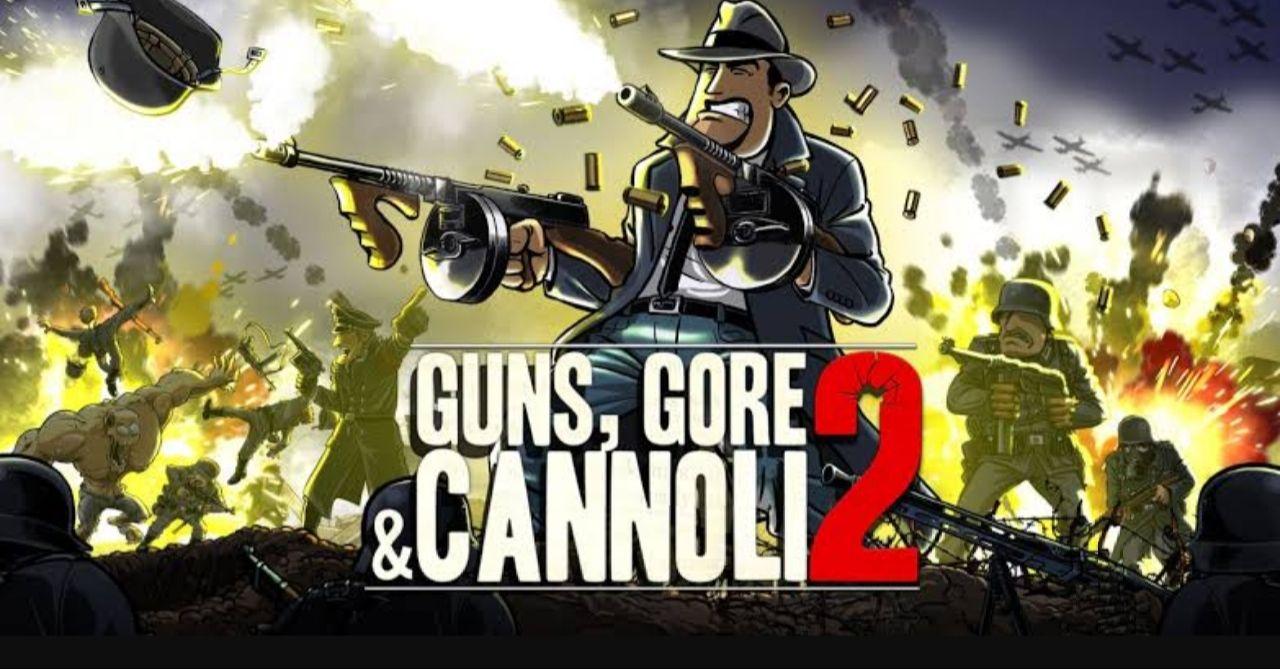 Steam: Guns, Gore and Cannoli 2
