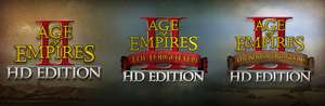 Steam: Age of Empires II HD + The Forgotten Expansion + The African Kingdoms Expansion