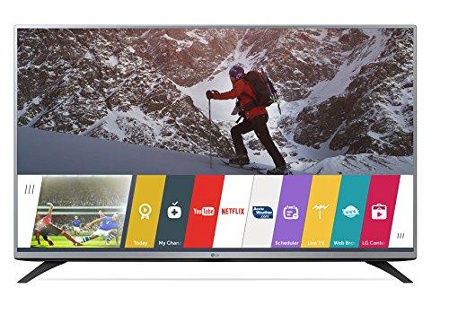 "Amazon: LG 43LF5900 Televisor 43"" Led Full HD Smart Tv, 60Hz, HDMI, USB, Wi-Fi, negro $7,500 ($7,200 con Banamex)"