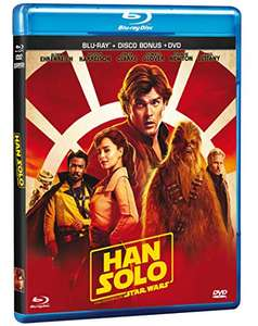 Amazon: Solo a Star wars story blu ray