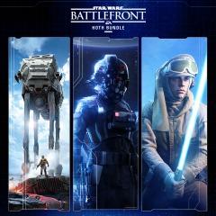PSN: Paquete Battlefront 1y2 (Star Wars), con todo sus contenidos (con ps plus) para PS4