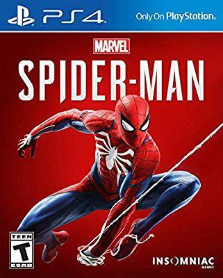 Amazon: Marvel's Spider-Man - PlayStation 4 - Standard Edition