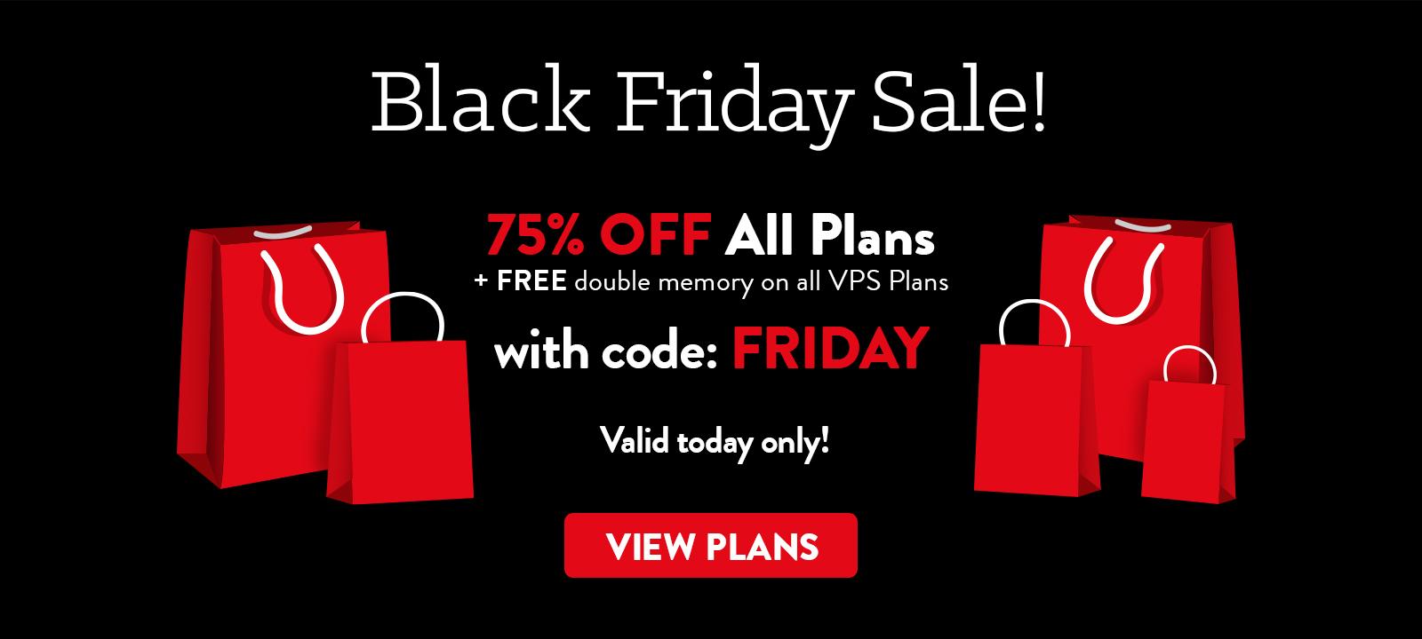 BLACK FRIDAY Asmallorange: Hosting y dominio por un año con 75% descuento