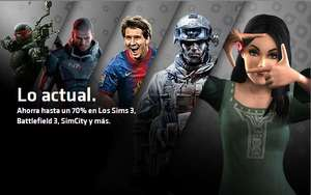 Origin: Crysis 3 $185, Battlefield 3 $131, Tomb Raider $136 y más