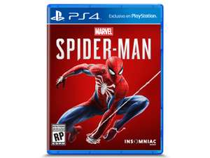 Liverpool: Spider-man para PS4
