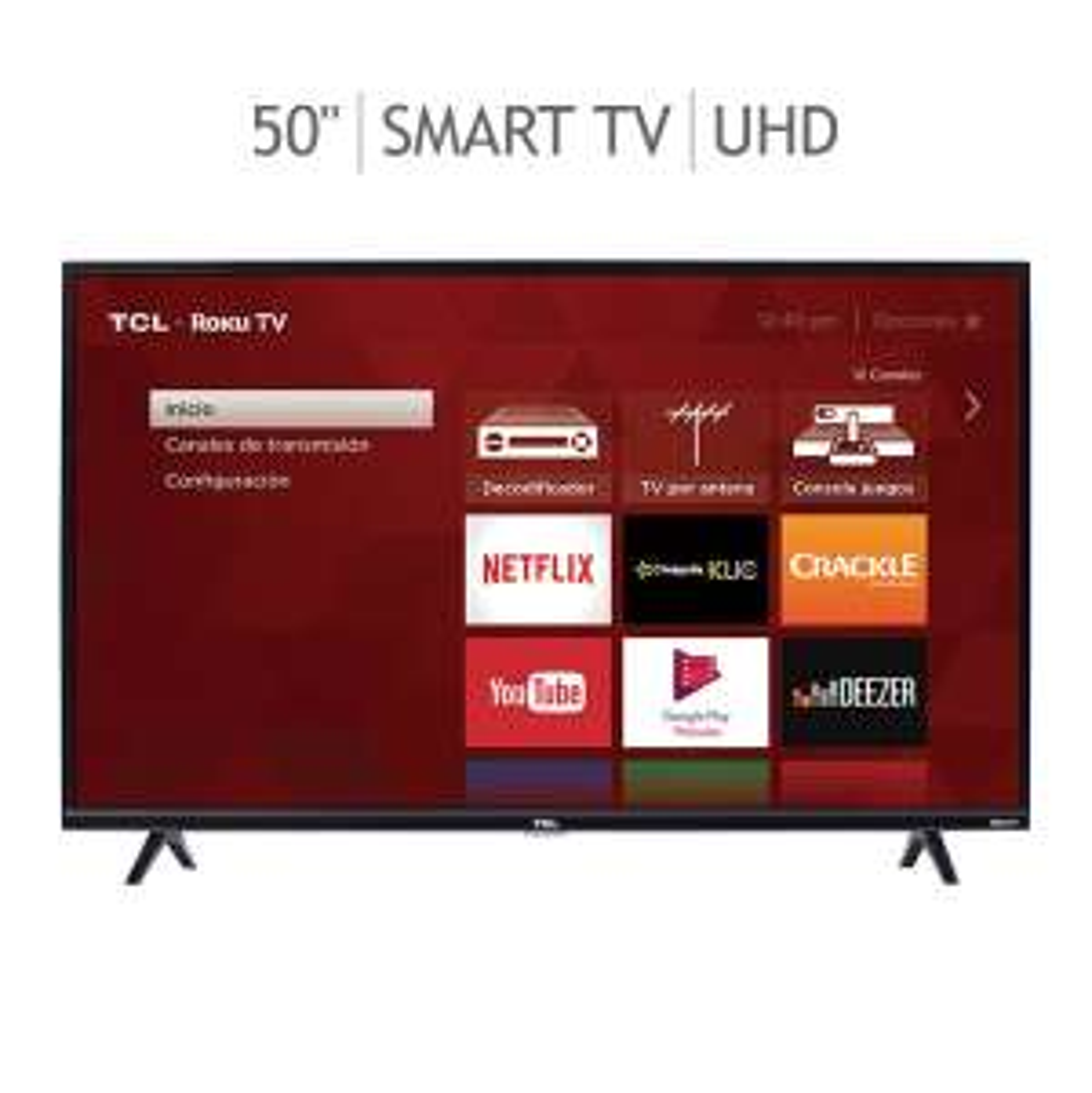 "Costco: TCL Roku TV 50"" UHD 4K"