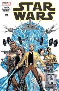 Amazon Mx: Star Wars 001 Cómic Marvel GRATIS (Edición Kindle)