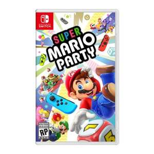 Sam's Club: Super Mario Party Nintendo Switch