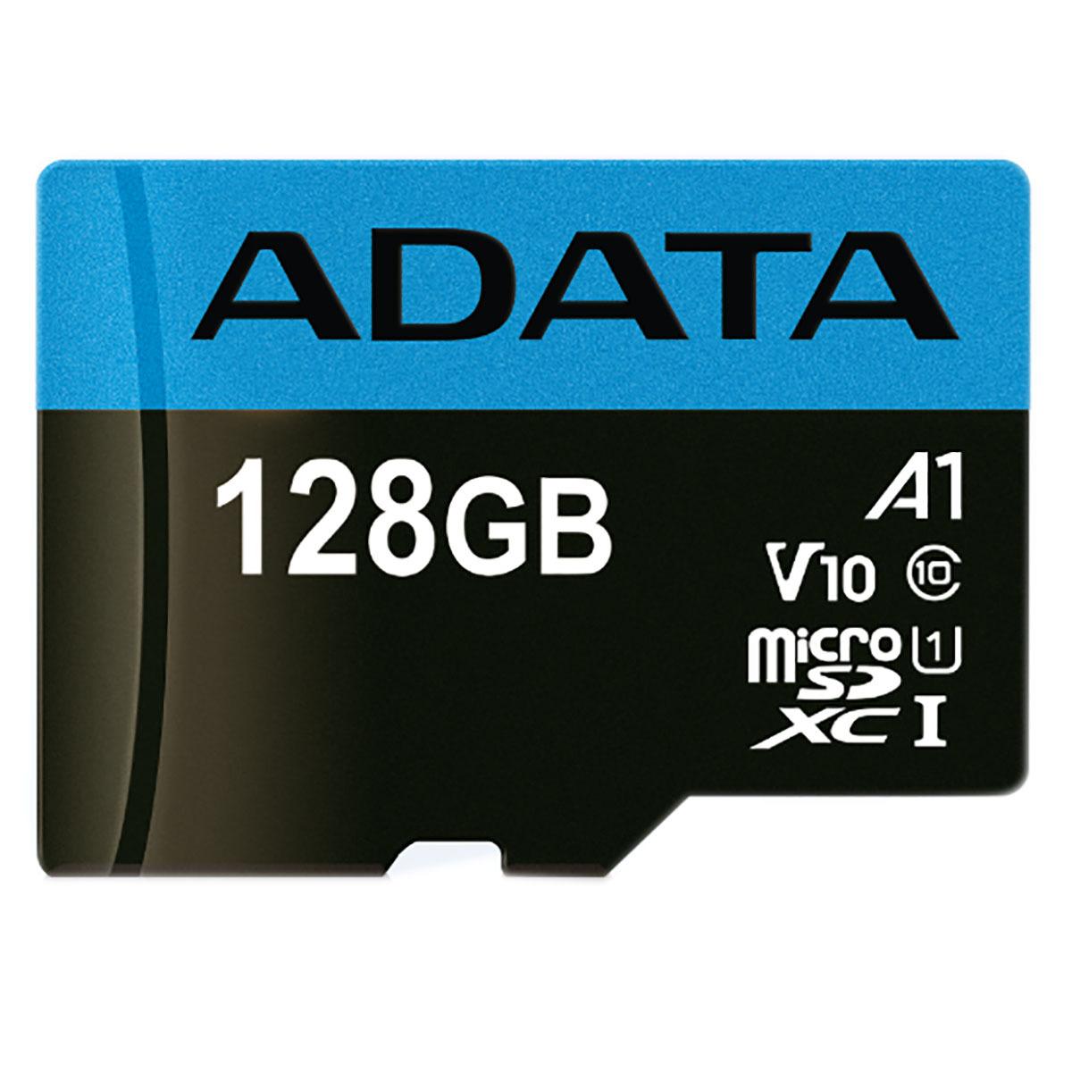 Chedraui: Micro SD Adata 128GB