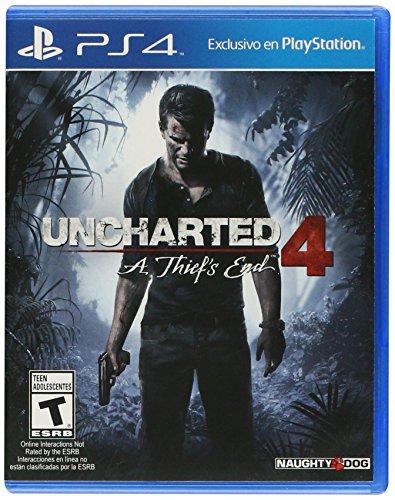 Amazon: Uncharted 4