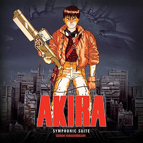 Amazon: Akira (Symphonic Suite) (Vinyl)