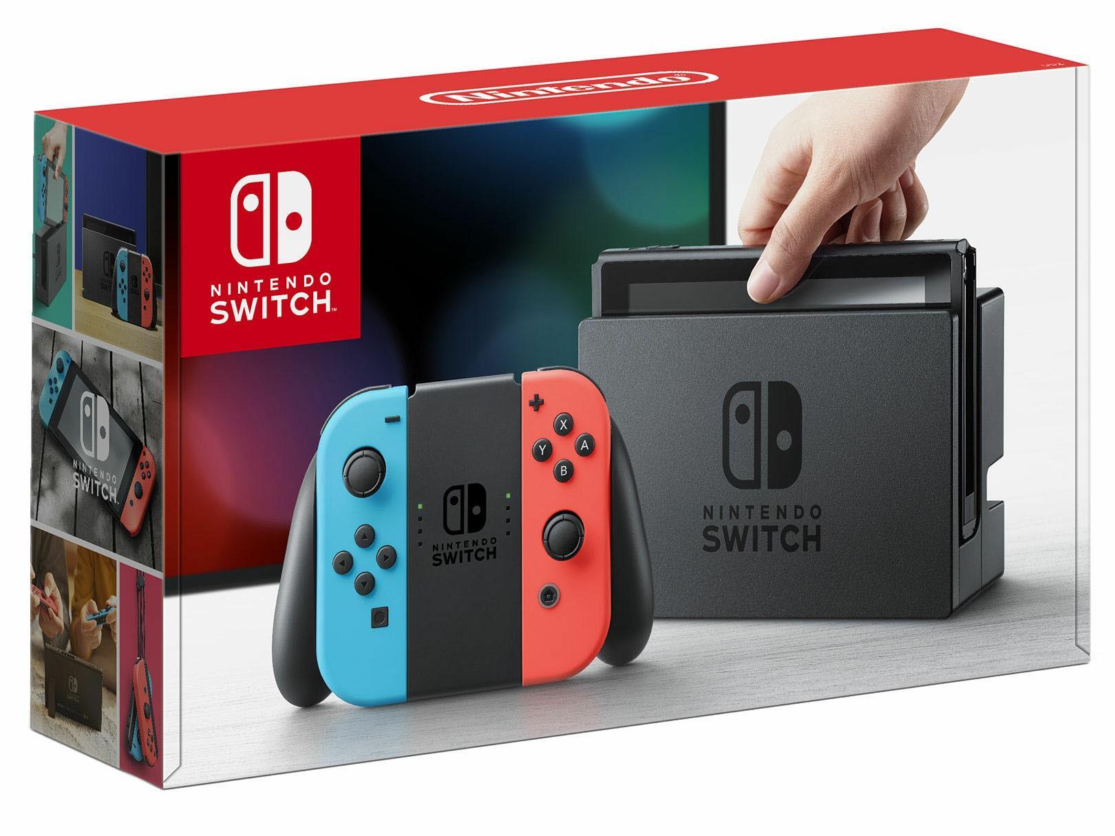 Walmart: Consola Nintendo Switch pagando con Citibanamex Pay