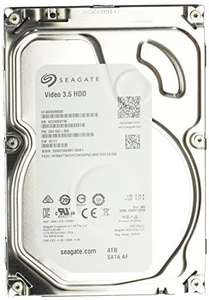 "Amazon: Seagate Pipeline HD Video 3.5"" 4TB (3.5"", 4000 GB, 5900 RPM)"