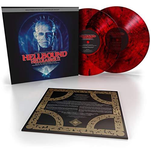 "Amazon: Hellbound: Hellraiser II ""30th Anniversary ReMastered w/ Bonus Tracks - Double LP"""