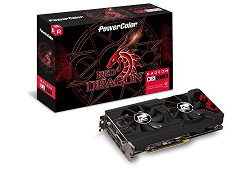 Amazon: PowerColor Red Dragon -- AMD RX 570 4GB OC
