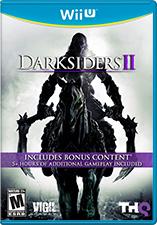 Nintendo eShop: juegos Wii U y 3DS desde 10 dólares: ejemplo Darksiders 2 a $10