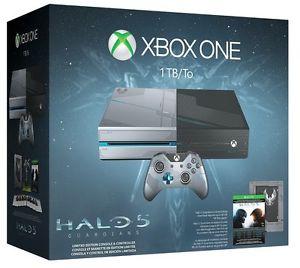 Ebay: Xbox One 1tb Consola-Halo 5: Guardians Limited Edition Bundle