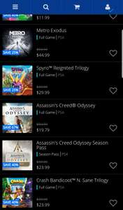 PlayStation Store: Flash sale