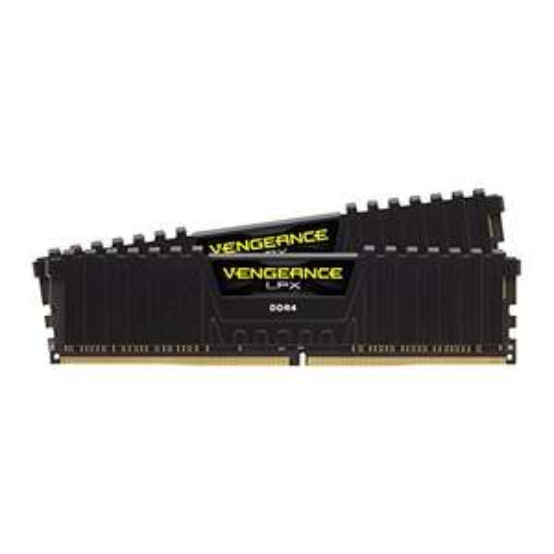 Amazon MX: Corsair Vengeance LPX 8GB (2x4GB) DDR4 DRAM 2400MHz (PC4 19200) C16 Memory Kit