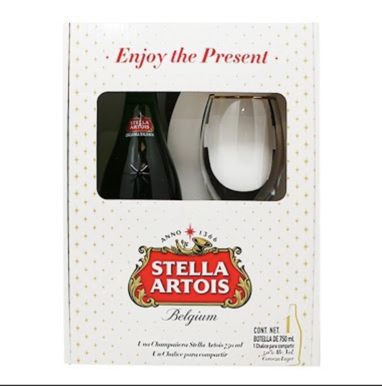 Walmart: Stella Artois Belgium de 750ml