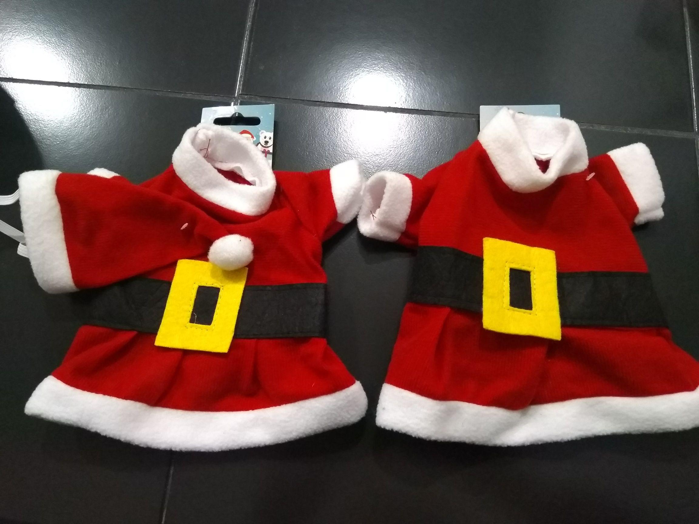 Walmart Tepeyac: Disfraz Sra. Claus para mascota