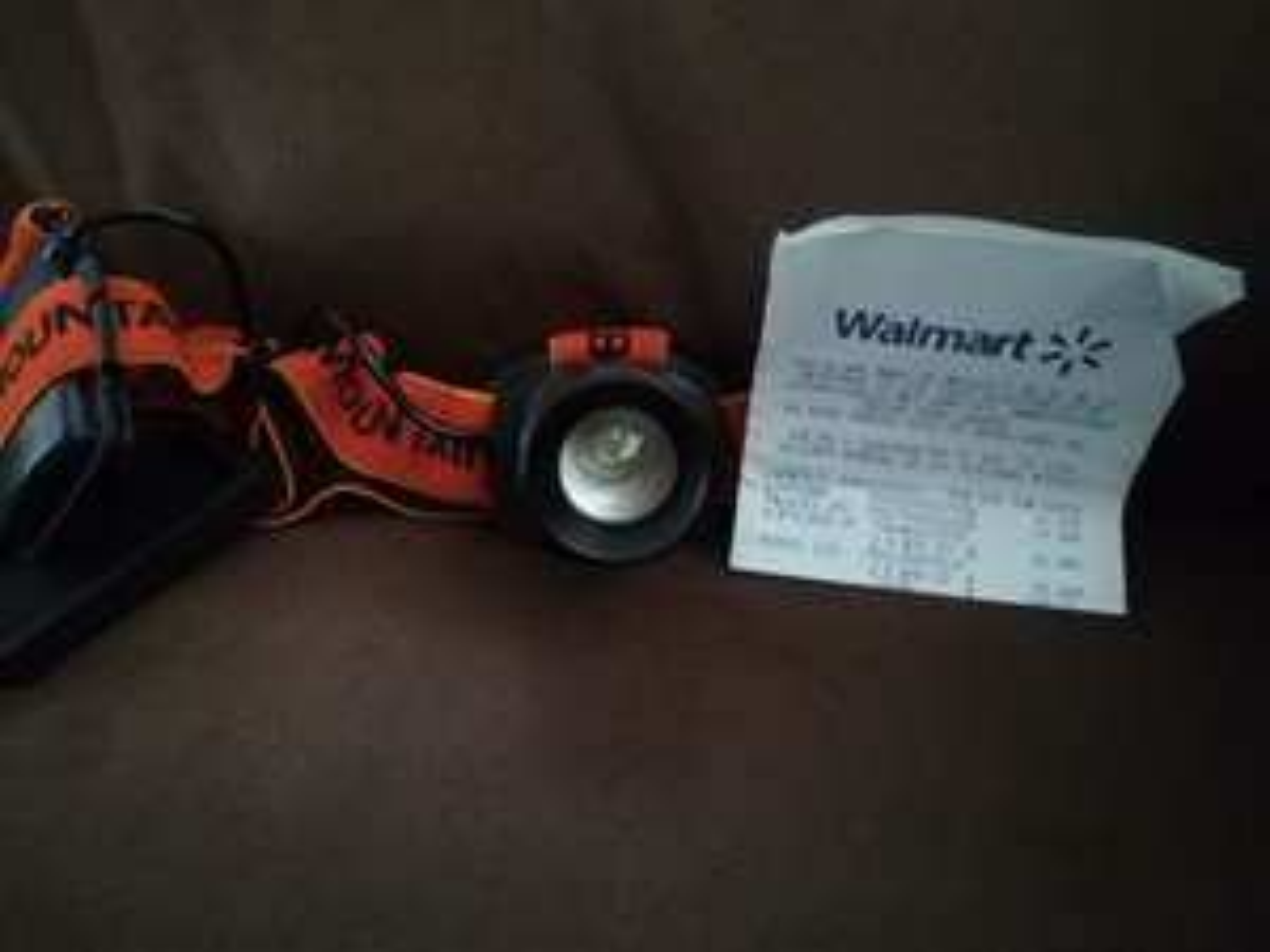 Walmart Niño Obrero: Linterna para corredor