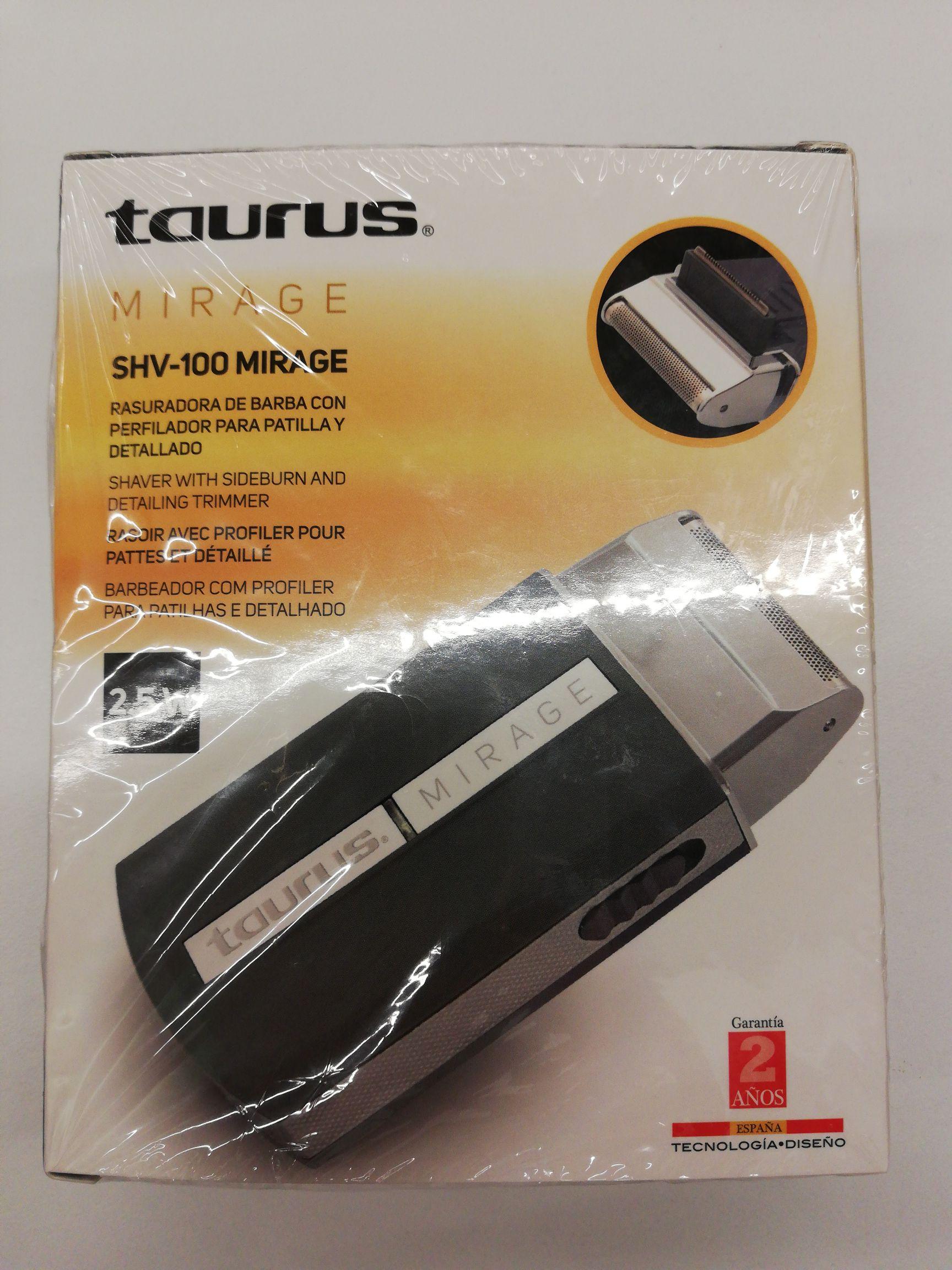 Bodega Aurrera: Rasuradora Taurus