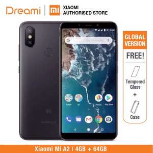 Aliexpress: Xiaomi Mi A2 4GB/64GB Version Global