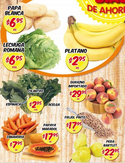 HEB: 30% de descuento en mochilas, loncheras, manzana $16.95, plátano $2.95 y más
