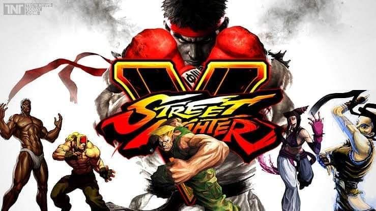 Juega Gratis Street Fighters V por 2 semanas