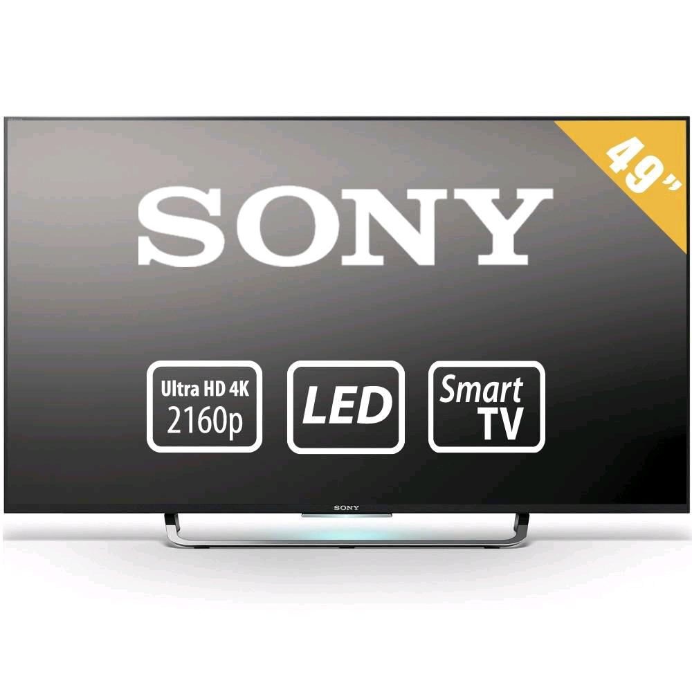Walmart Cyber Monday Sony Andorid Tv 4K de 49'