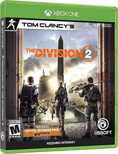 Amazon y Liverpool: The division 2  Xbox One y PS4 $764