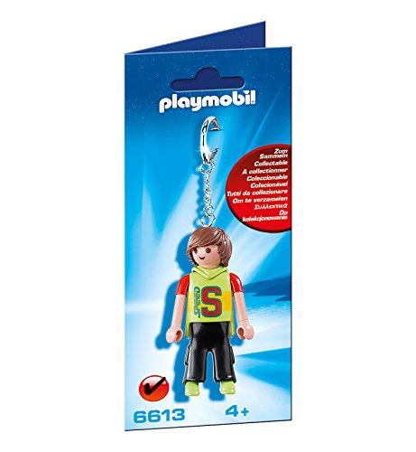 Amazon: Playmobil Llavero Skater