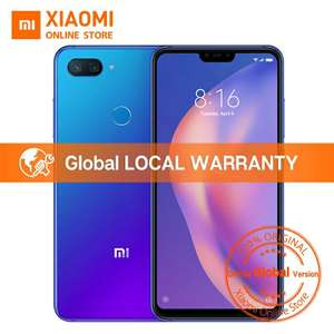 Aliexpress: Xiaomi Mi 8 Lite 6GB/128 Version Global incluye envio DHL
