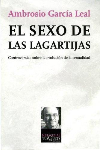 Amazon MX: El sexo de las lagartijas (Pasta Blanda)