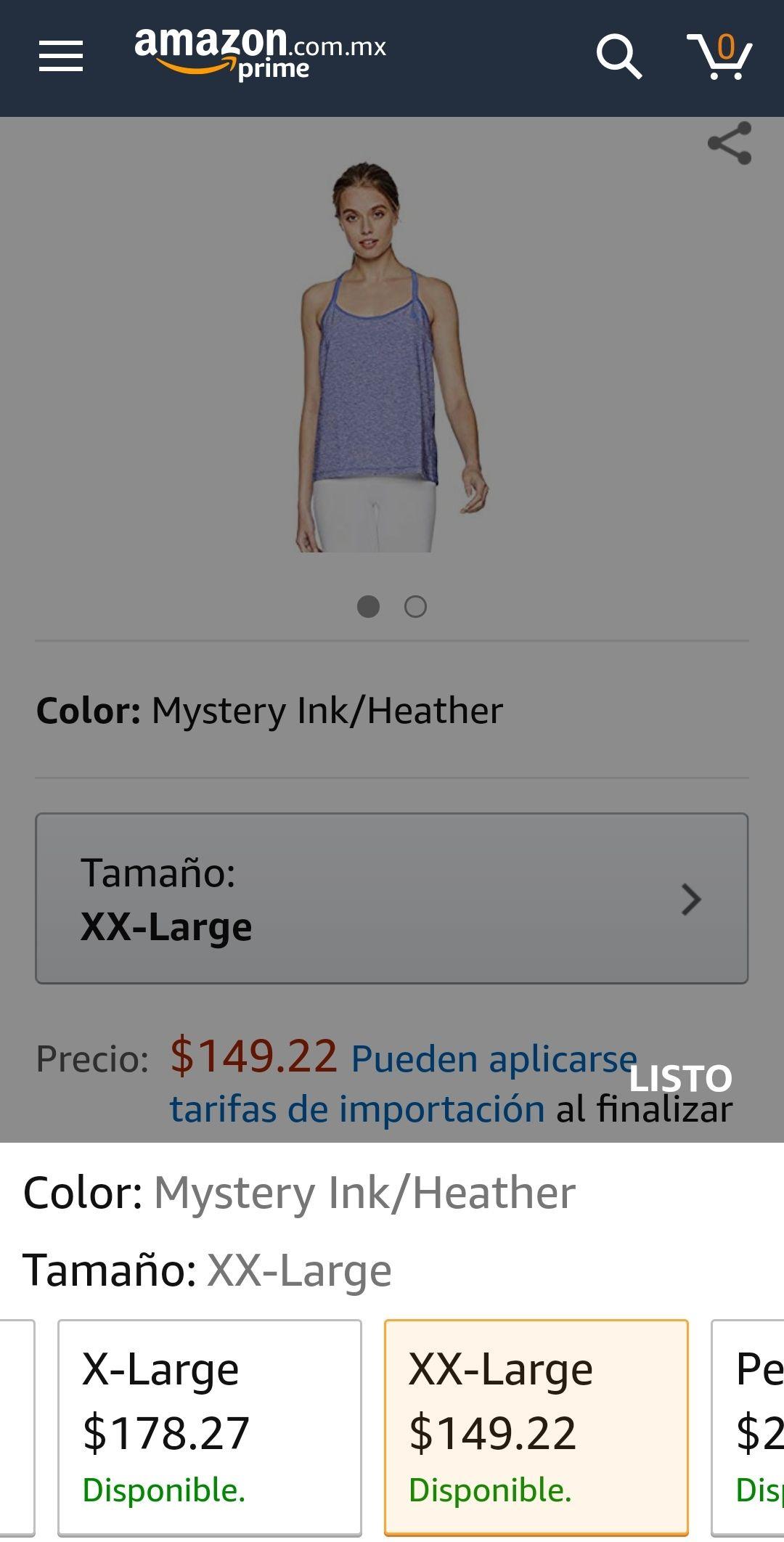 Amazon MX: Top Adidas para Mujer (Vendido por Amazon USA)
