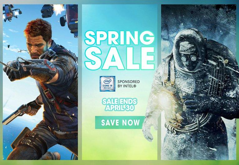 Green Man Gaming: Spring Sale