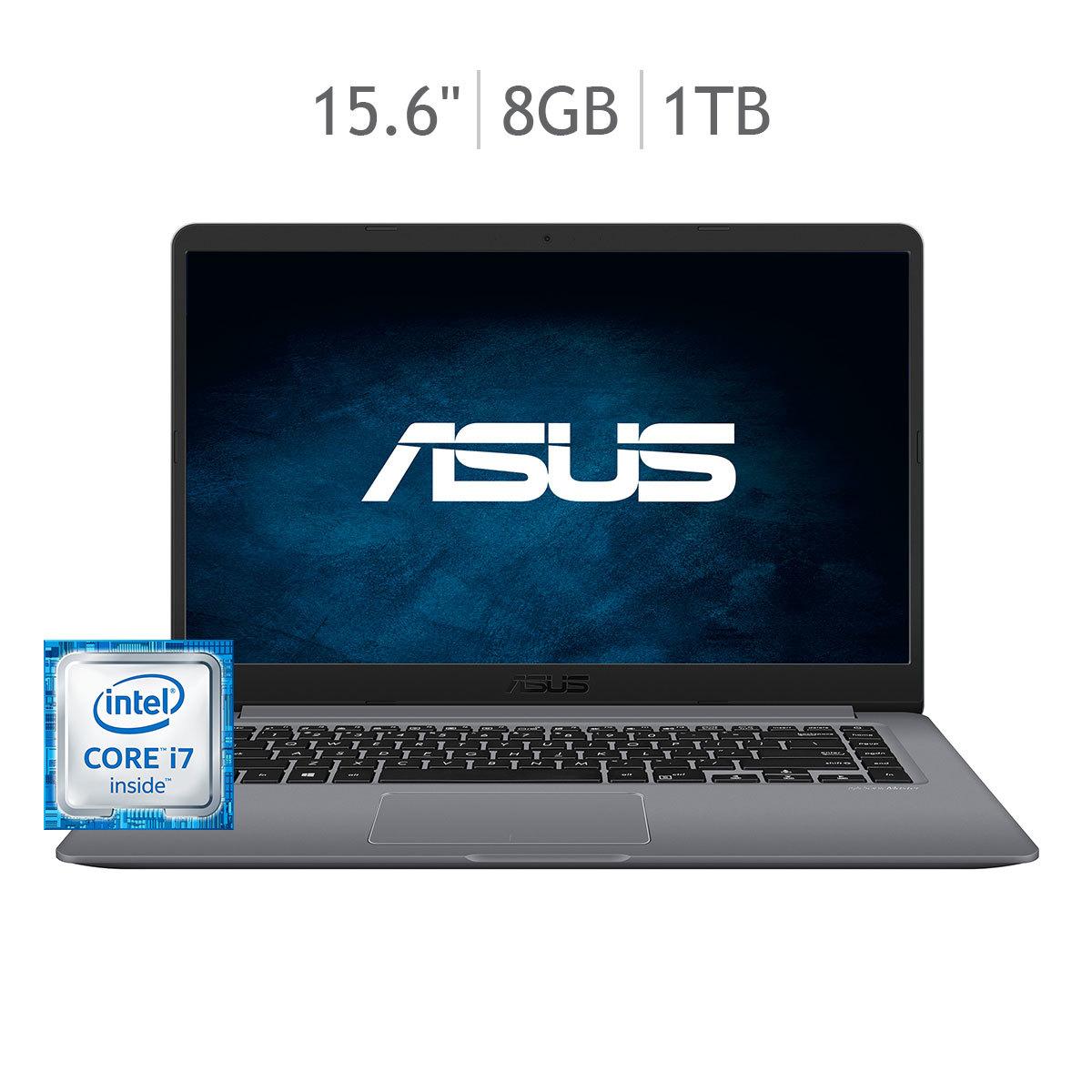 "Costco: Laptop Asus Vivobook 15.6"" Intel® Core™ i7-8550U GeForce 930MX"