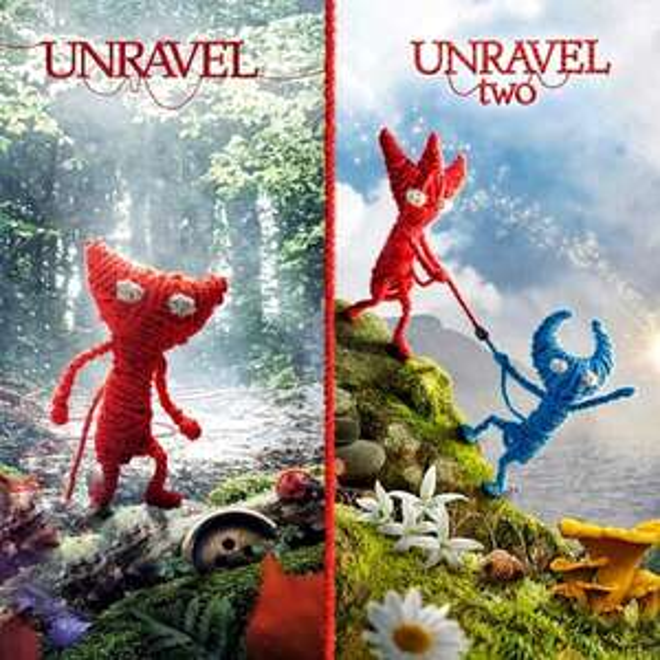 PSN: Unravel 1 y 2 a $95 c/uno (PS Plus)