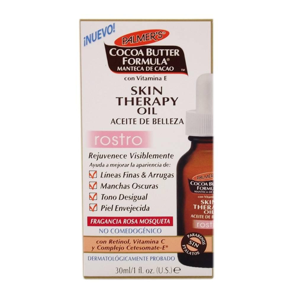 Walmart: Aceite facial Palmers Cocoa Butter Formula 30 ml 1x118 o 2x120