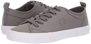 Amazon: Fred Perry Horton Shower Resist Fine CNV Tenis para Hombre #10 MX
