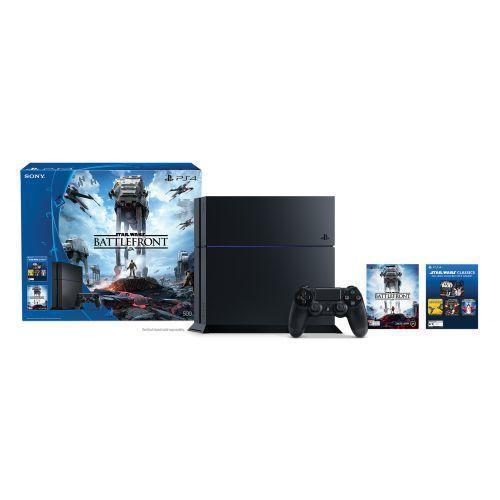 CyberMonday Ebay PS4 Star Wars Battlefront Bundle en $330 USD