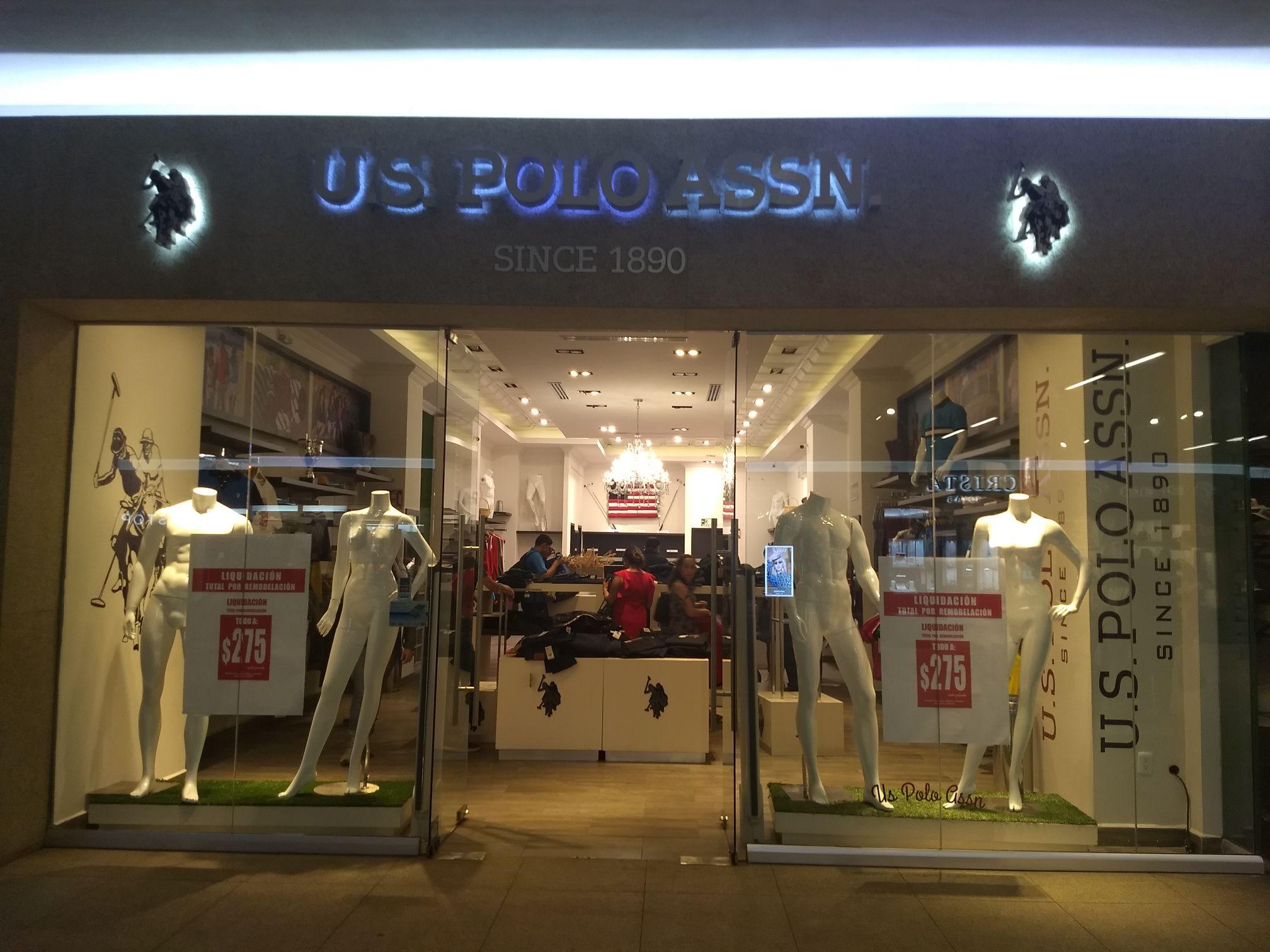 U.S. Polo Assn: Todo a $275 pesos