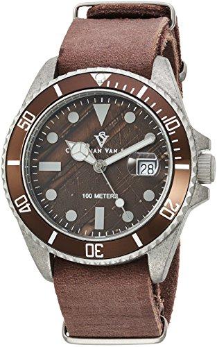 Amazon MX: Christian Van Sant CV5201B Men's Watch Montego Vintage