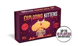Amazon: Exploding Kittens Party Pack